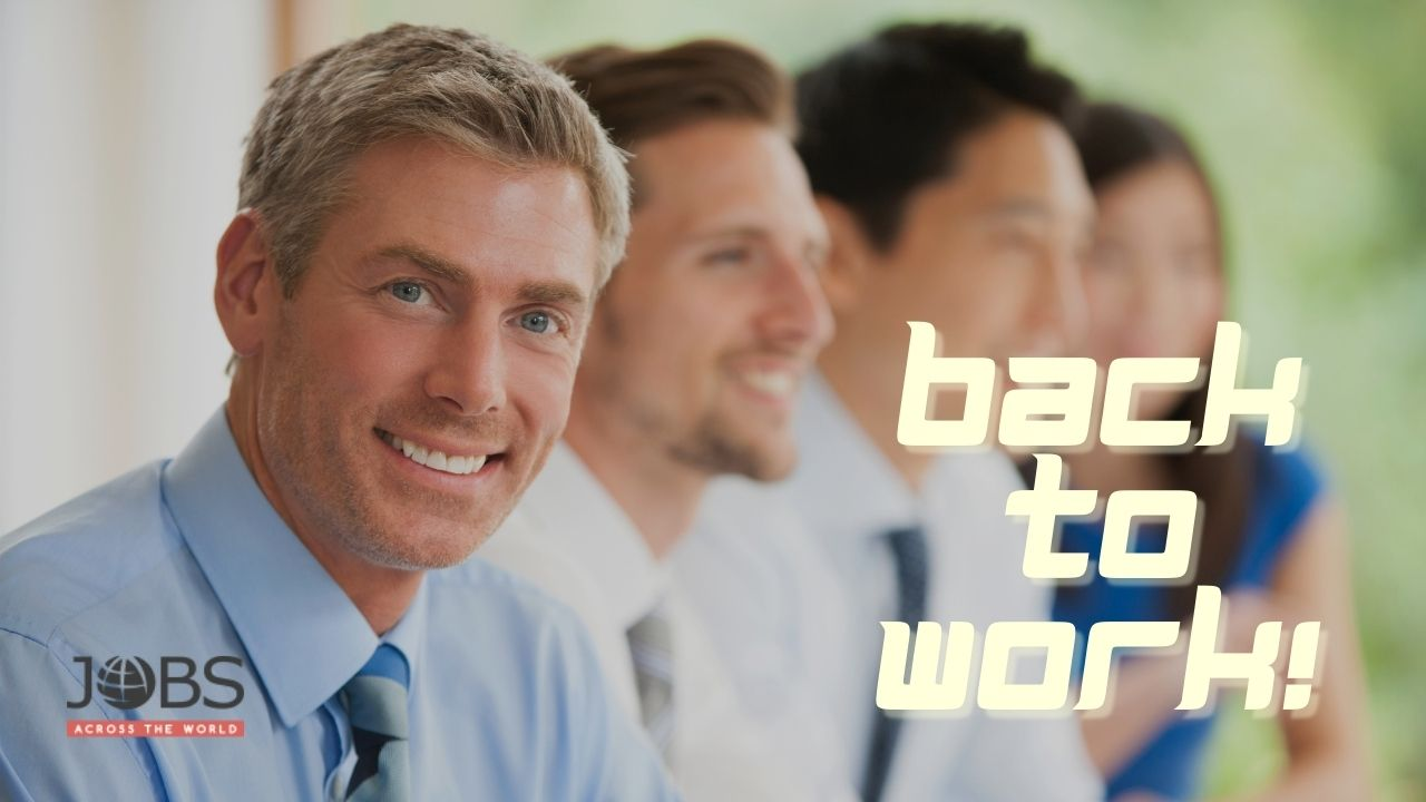 Jobsaworld - Workers back to work in June