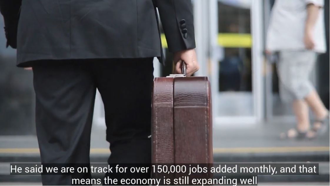 Jobs Across The World - US Employment Rises to Highest Rate Since 1969